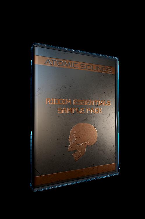 Atomic Sounds - Riddim Essentials Sample Pack