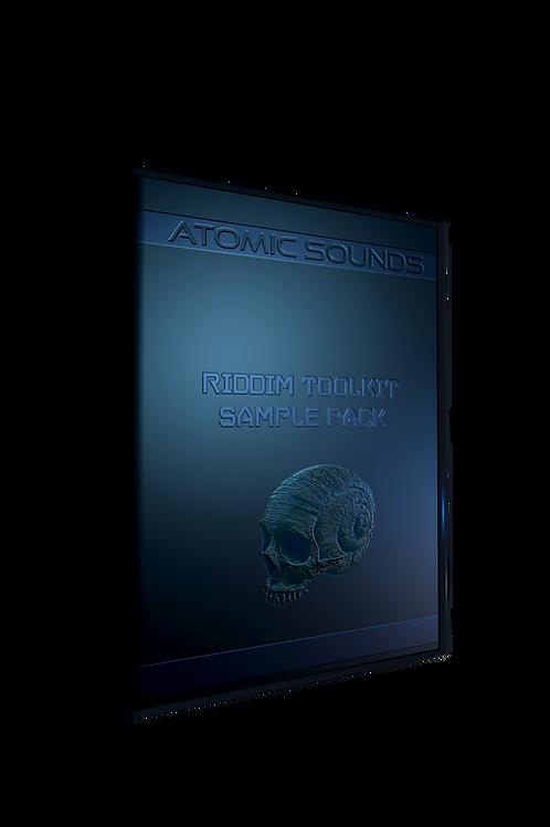 Atomic Sounds - Riddim Toolkit Sample Pack