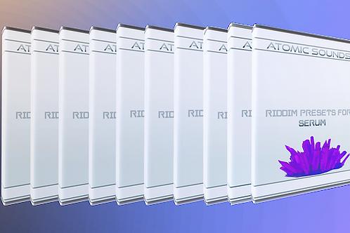 Atomic Sounds - Riddim Presets Bundle Pack