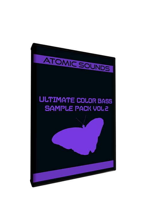 Atomic Sounds - Ultimate Color Bass Sample Pack Vol. 2