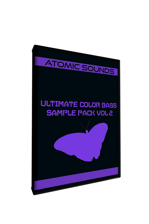 Ultimate color bass sample pack vol 2 co