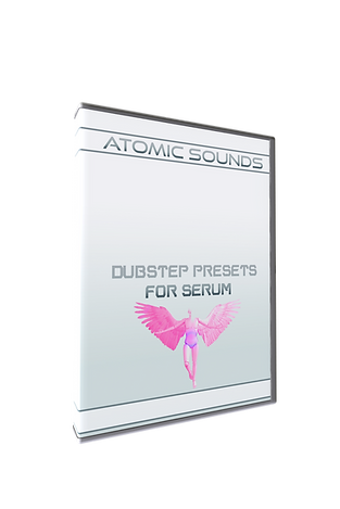 Atomic Sounds - Dubstep Presets For Seru