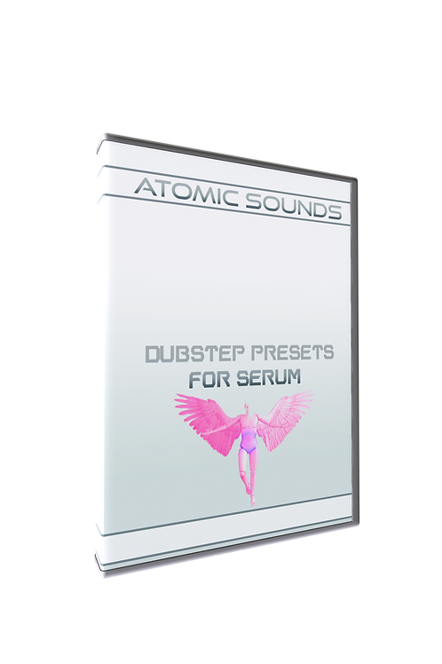 Atomic Sounds - Dubstep Presets For Serum