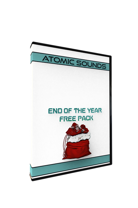 Atomic Sounds - End Of The Year Serum Pr