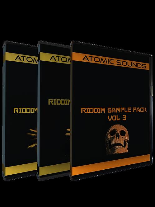 Atomic Sounds - Riddim Sample Pack Bundle