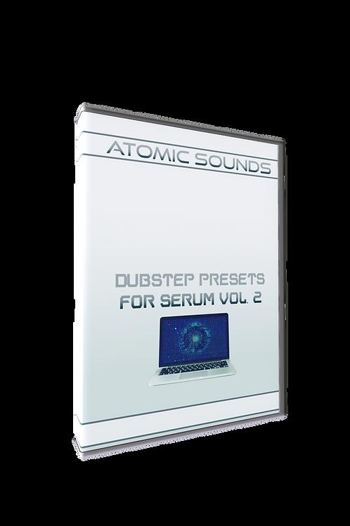 Atomic Sounds - Dubstep Presets For Serum Vol. 2