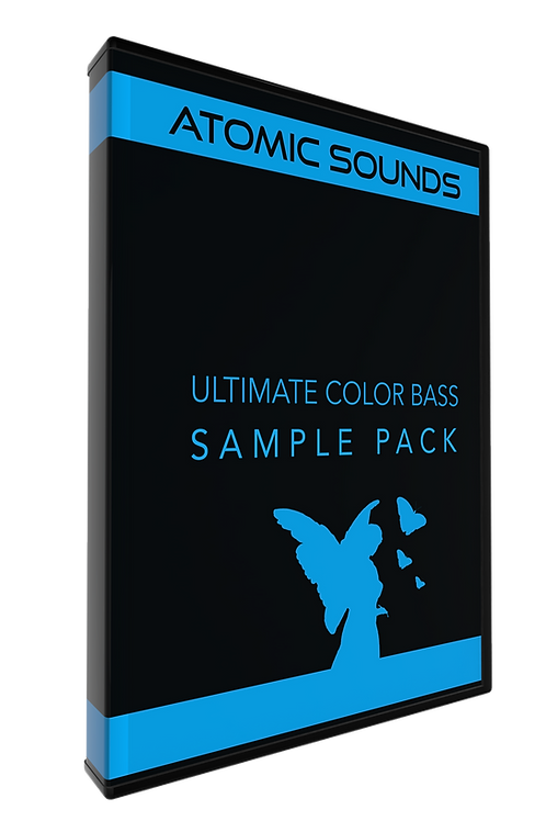 Atomic Sounds - Ultimate Color Bass Sample Pack
