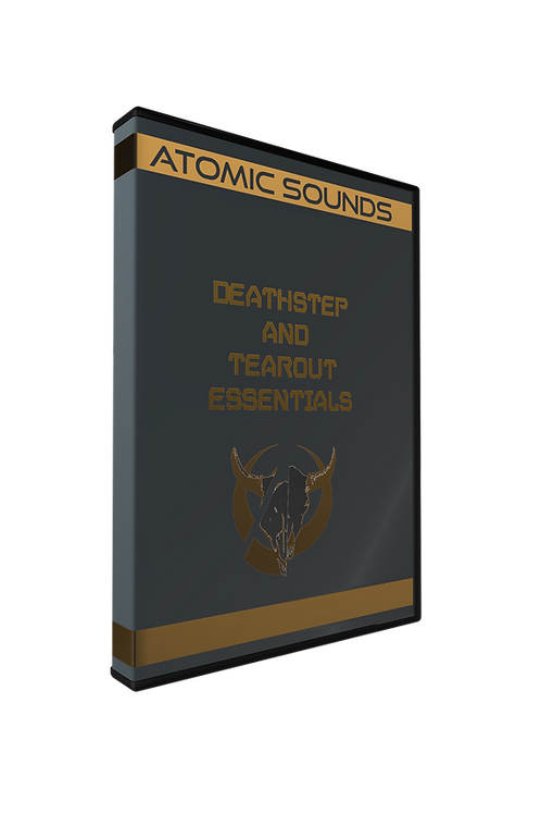 Atomic Sounds - Deathstep & Tearout Essentials Sample Pack