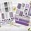 Thumbnail: Digital Printable Planner Stickers-Spirit Animal-Owl Collection