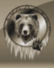 Bear Medicine by Liz Rayen, sold on Etsy