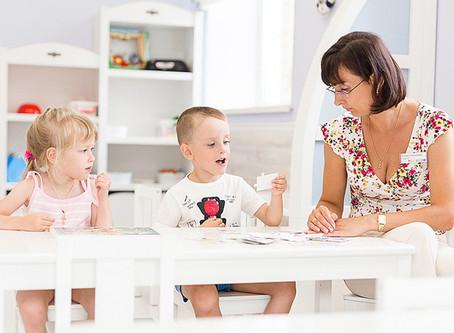 Возможности для развития ребенка в частном детском саду