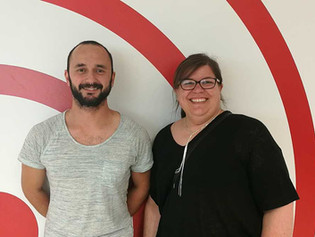 LA SALA DE RNE_entrevista a Monica Boromello y Alessio Meloni