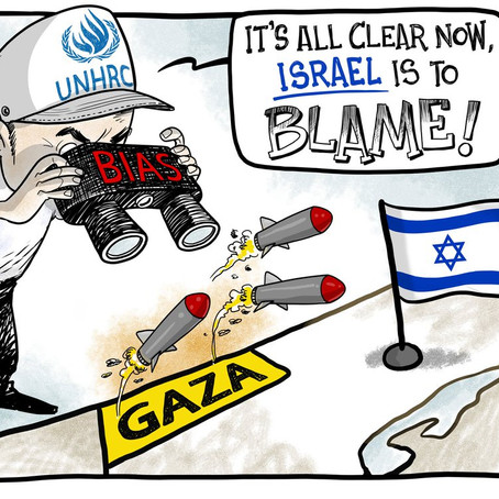 'The UNHRC Blinded Against Israel By Leading Autocracies'