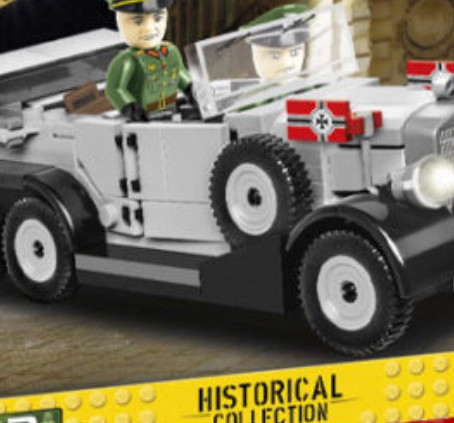 Nazi Toy Collectables Taken To Task