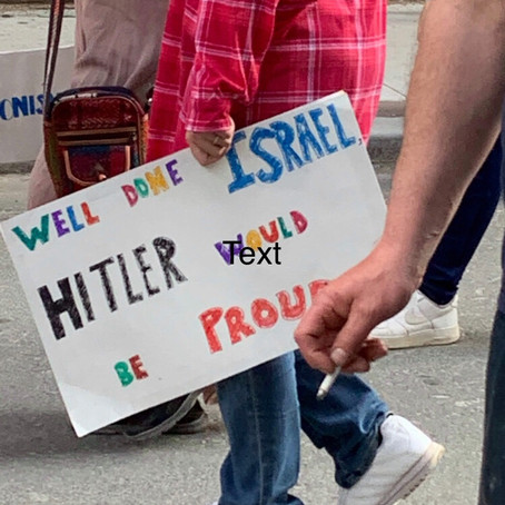 So What Makes it Antisemitic? A Simple Guide to Antisemitism