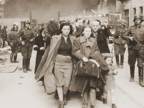 Commemorating the Warsaw Ghetto Uprising