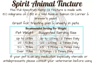 CBD FOR YOUR PETS!!