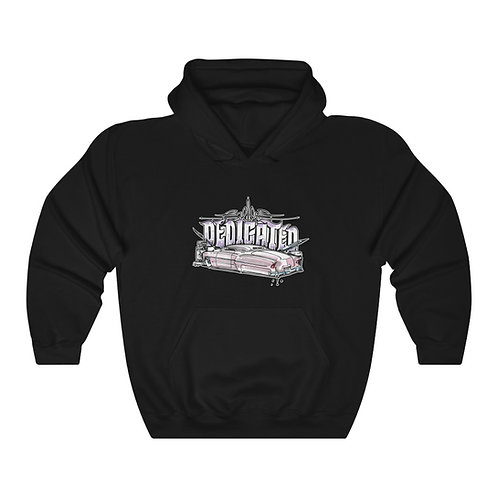 Dedicated by D.A. Designs Hoodie