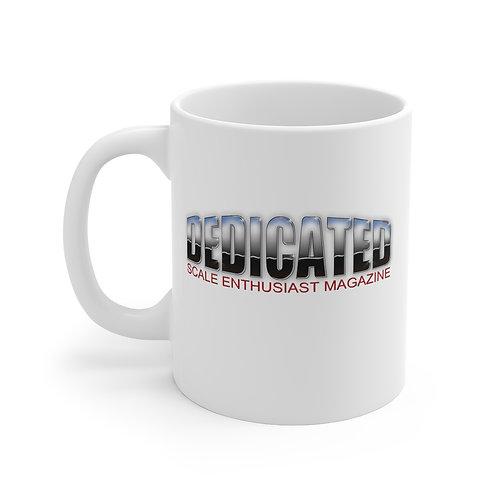 Dedicated Mug 11oz