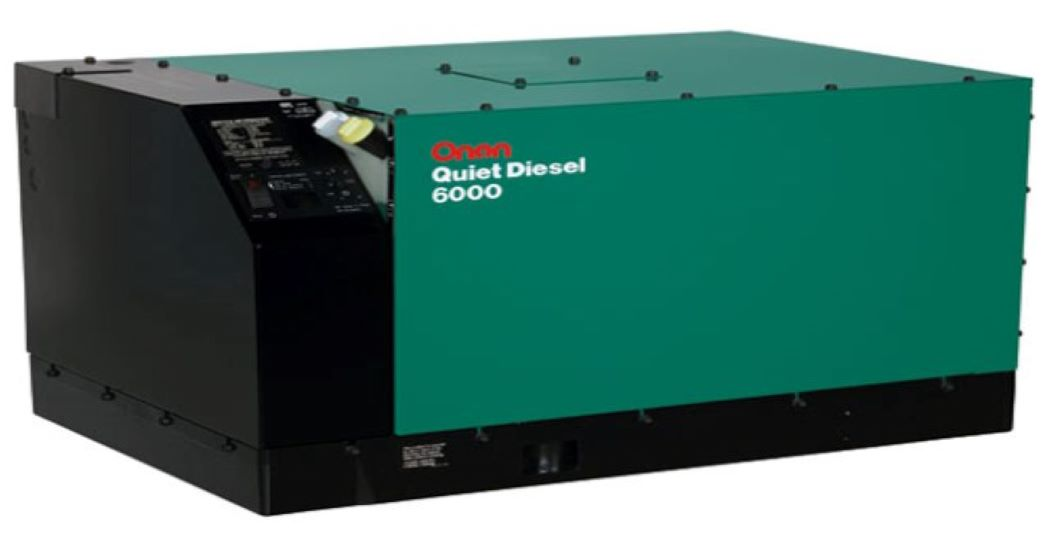 Onan diesel 5