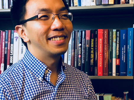 Robert Baldwin interviews Professor Van Tran, who teaches sociology at Columbia University