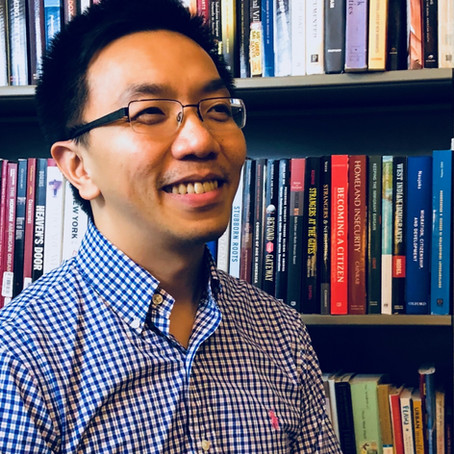 Robert Baldwin interviews Professor Van Tran, who teaches sociology at Columbia University