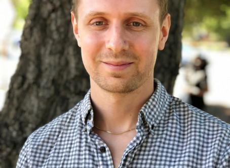 Emmett Werbel interviews Dr. John Marshall, Associate Professor Political Science