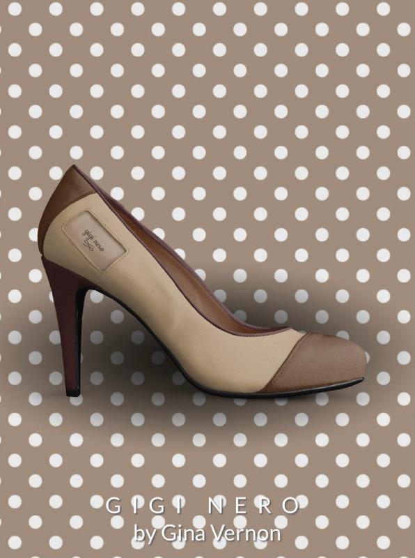 Gigi Nero Heels