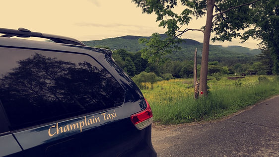 Champlain Taxi in Stowe Vermont
