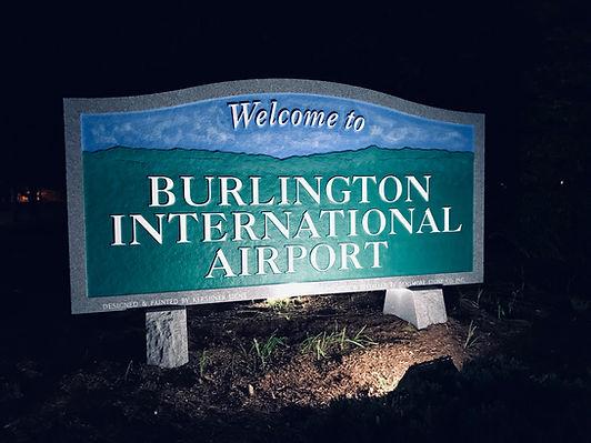 Burlington Airport BTV