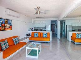 Condo 602 Living room Puerto Vallarta.jp