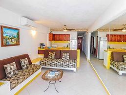 Condo 102 living room Puerto Vallarta.jp