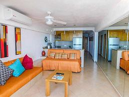 condo 502 living room Puerto Vallarta.jp