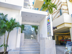 Boana torre Malibu beach entrance Amapas