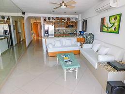 condo 401 Boana Torre Malibu living Room