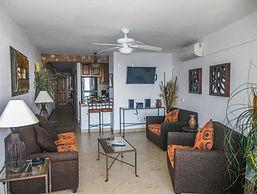 Condo 601 living room Puerto Vallarta.jp