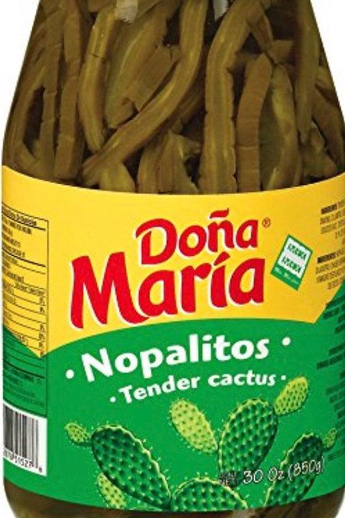 Nopalitos Doña María