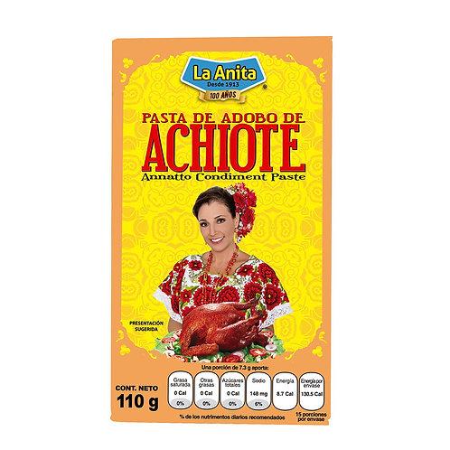"Achiote ""La Anita"""