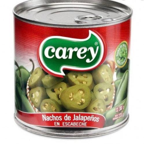 Nachos de Jalapeños Carey