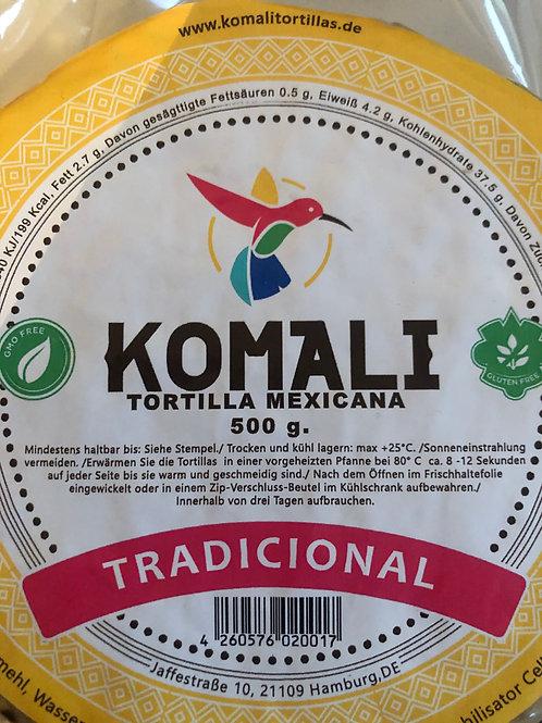 Tortillas Komali