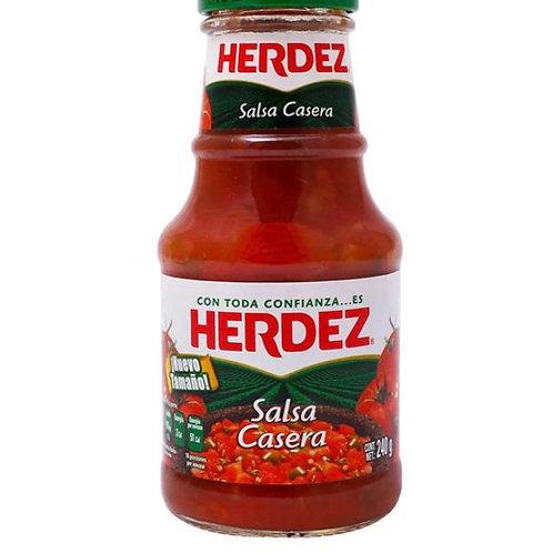 Salsa casera Herdez