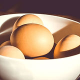 Eggs in Bowl