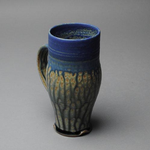 Beer Mug Stein Blue R 35