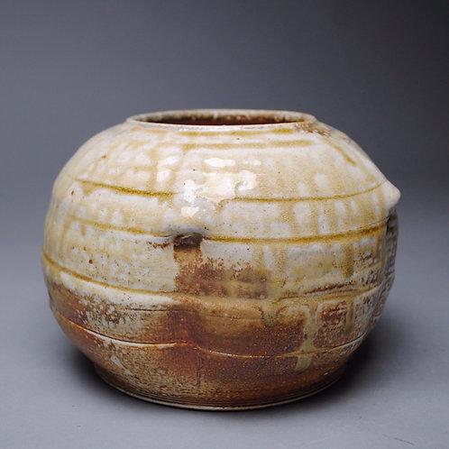 Wood Fired Vase J 89