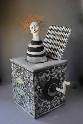 Clay Sculpture by Amelia Costa
