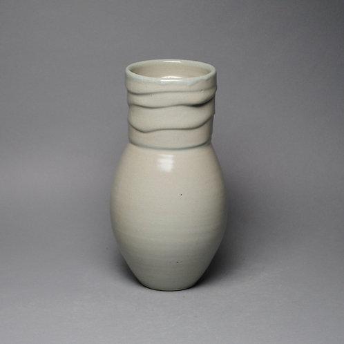 Vase Porcelain Green Celadon S 34