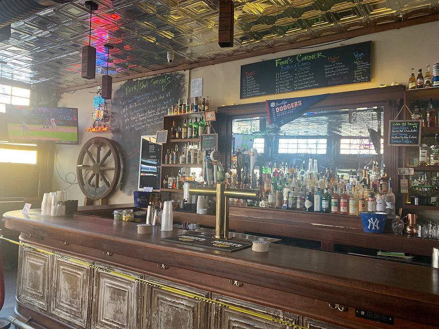 Finn's Corner Bar Brooklyn