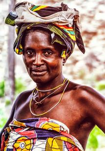 Mulher Mundombe (Mwana Pwo)