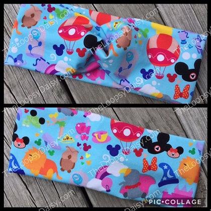 Disney World Vacation inspired Headband