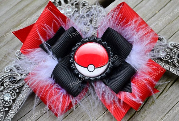 Pokemon-inspired Bow